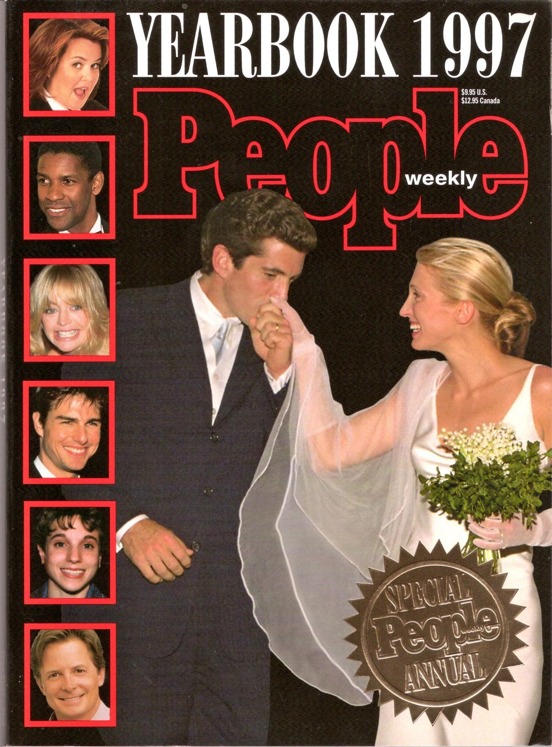 1996 in Review People Weekly Yearbook 1997