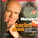 Peter Mansbridge Costco Connection Canadian November December 2009