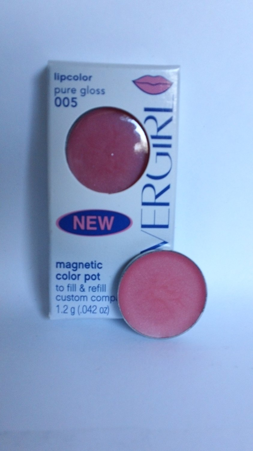 CoverGirl Magnetic Color Pot Lip Gloss #005 Pure Gloss