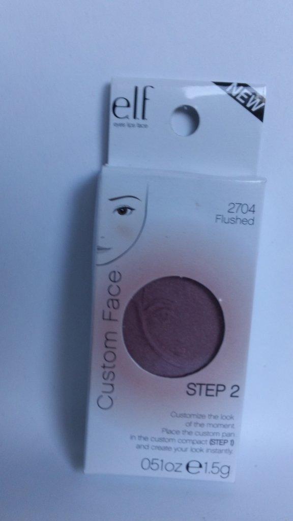E.L.F. Custom Face ELF Blush Highlighter Refill Pan #2704 Flushed discontinued