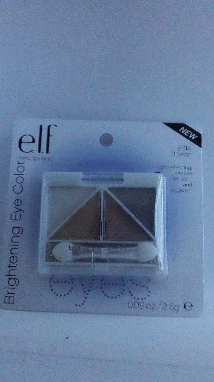 E.L.F. Essential Brightening Eye Color Shadow ELF Eyeshadow #2014 Ethereal discontinued