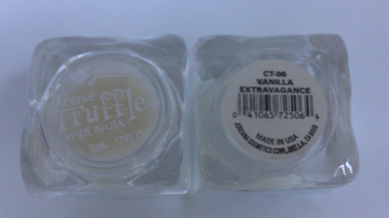 Jordana Lip Creme Truffles gloss #CT-06 Vanilla Extravagance lipgloss