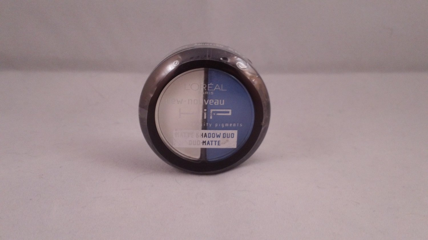 L'Oreal HiP high intensity pigments Matte Shadow Duo eyeshadow eye Animated