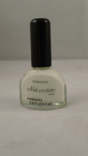 Markwins Professional Nail Color Polish French Manicure White