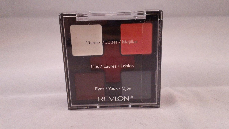 Revlon Suede Rhapsody Multi Use Palette Cream Eye Shadow Face Lip Color