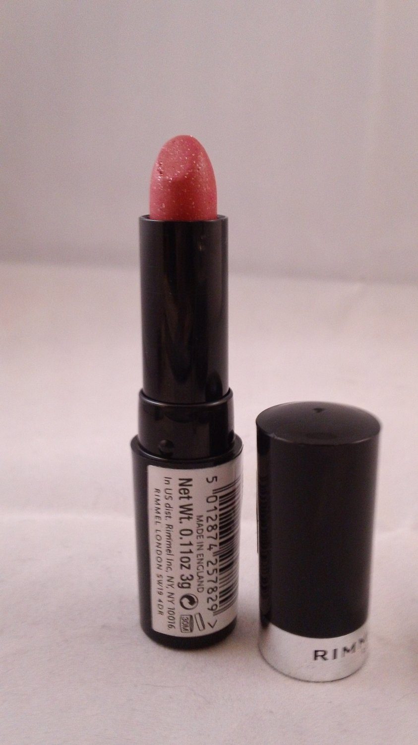 Rimmel London Cool Shine Lipstick #022 Fresh