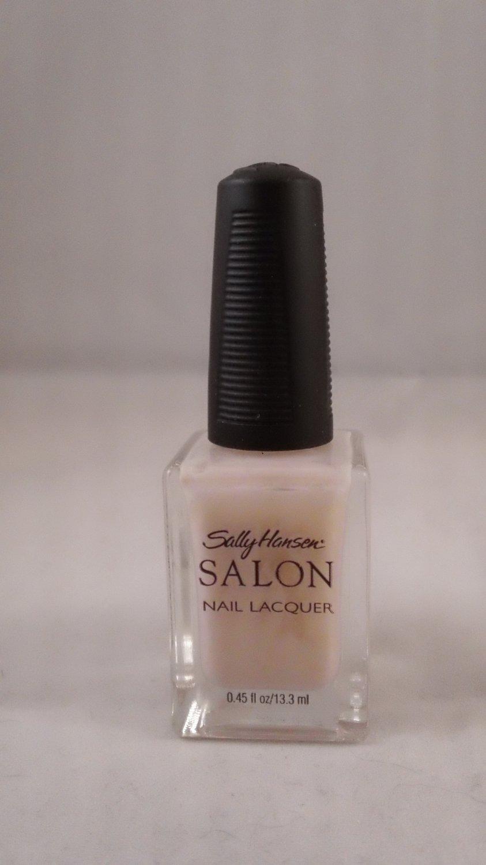 Sally Hansen Salon Nail Lacquer Color Polish #270 Sweet Creams