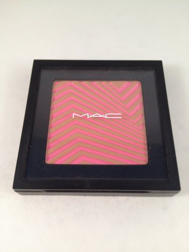 MAC Cosmetics Art of Powders Collection Optical Bronzer bronzing powder