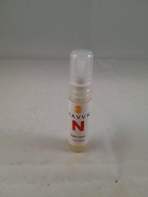 The HAVVN DNA System N Night Cream travel size