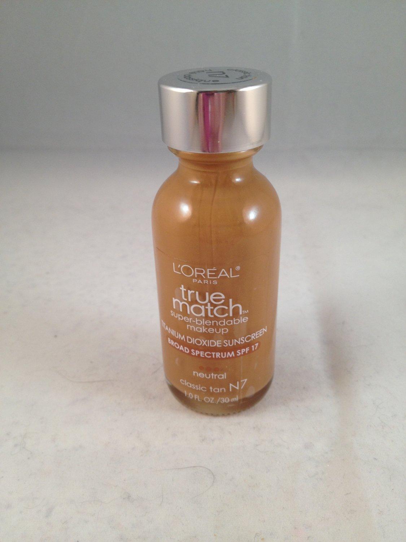 L Oreal True Match Super Blendable Makeup Liquid