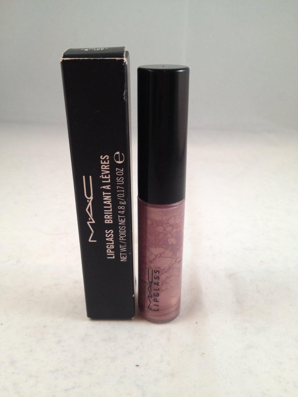 MAC Cosmetics Tour de Fabulous Collection Tinted Lipglass Comfort & Joy lip gloss lipgloss