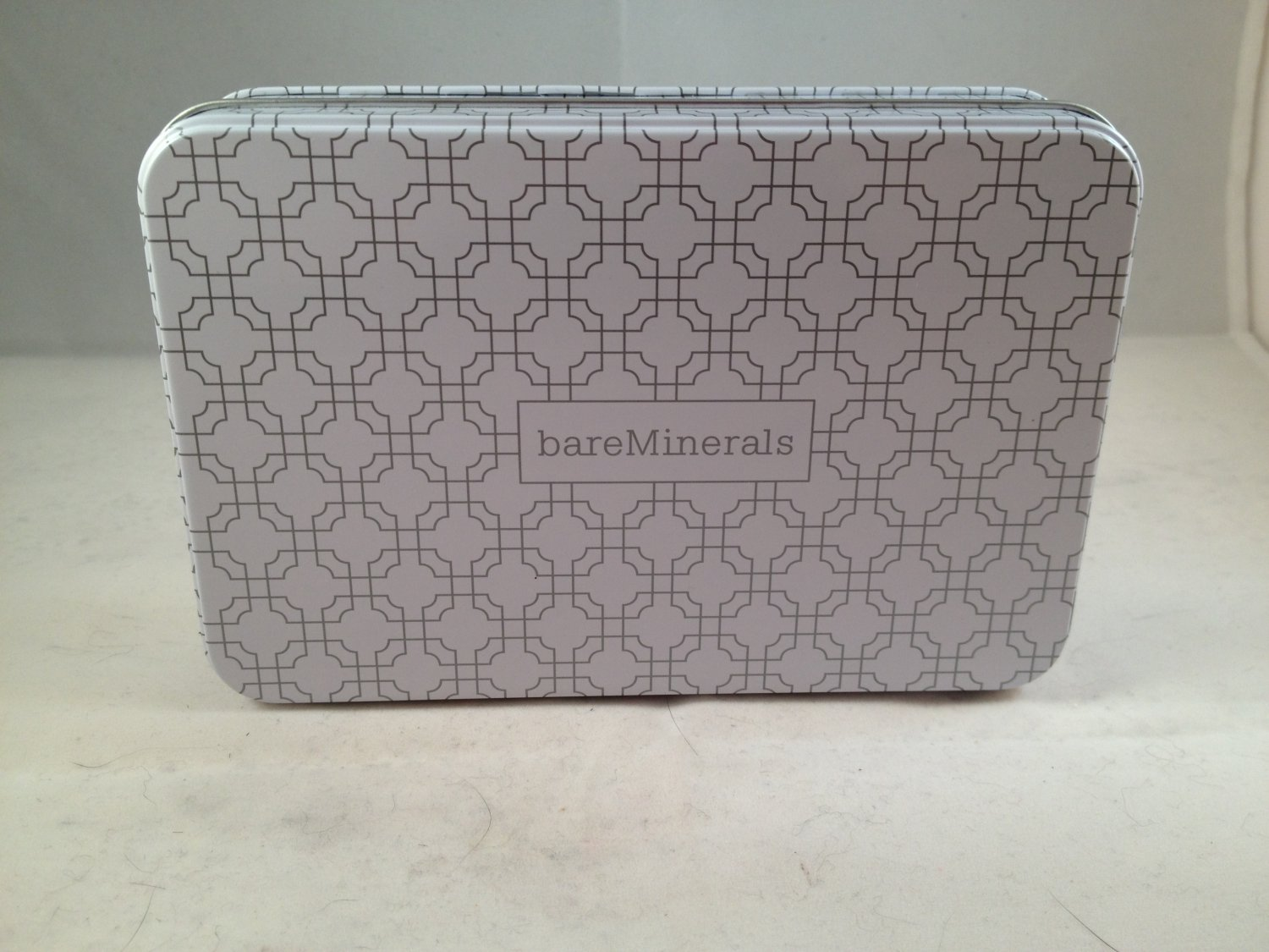 Bare Escentuals bareMinerals Limited Edition Collector's Tin Gift Box storage container