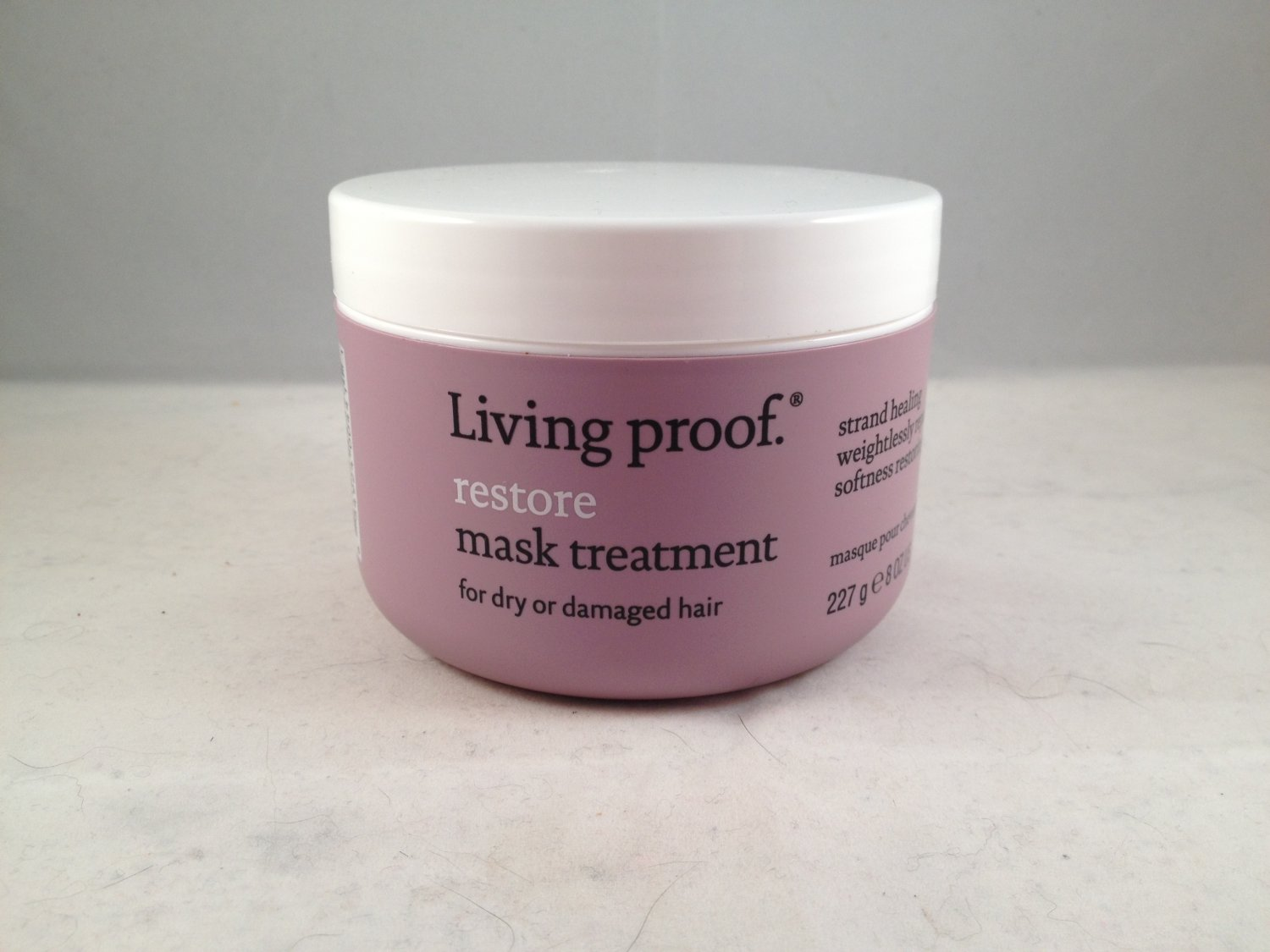 Living Proof Restore Mask Treatment Deep Conditioning for Dry Damaged Hair styling care