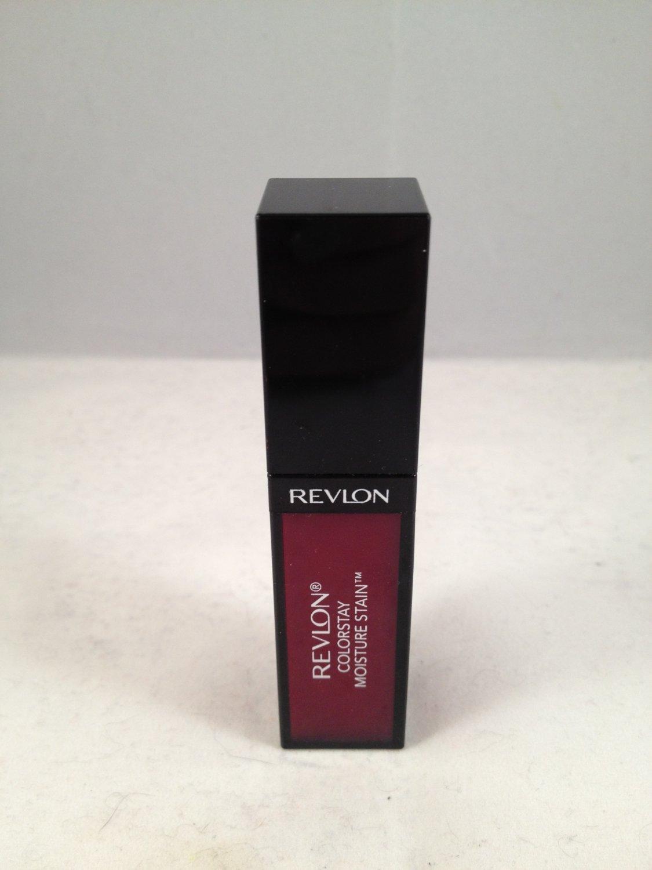 Revlon ColorStay Moisture Stain #005 Parisian Passion liquid lipstain lip gloss