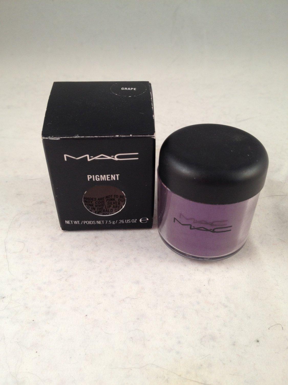MAC Cosmetics Pigment Powder Eyeshadow Eye Shadow Grape large old style jar