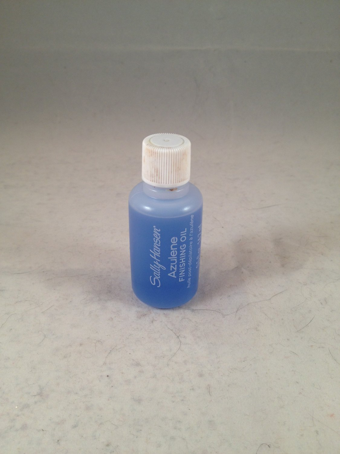 Sally Hansen Azulene Finishing Oil skin conditioner for after waxing hair removal