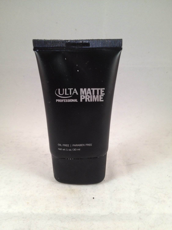 Ulta Professional Matte Prime Oil-Free Foundation Primer