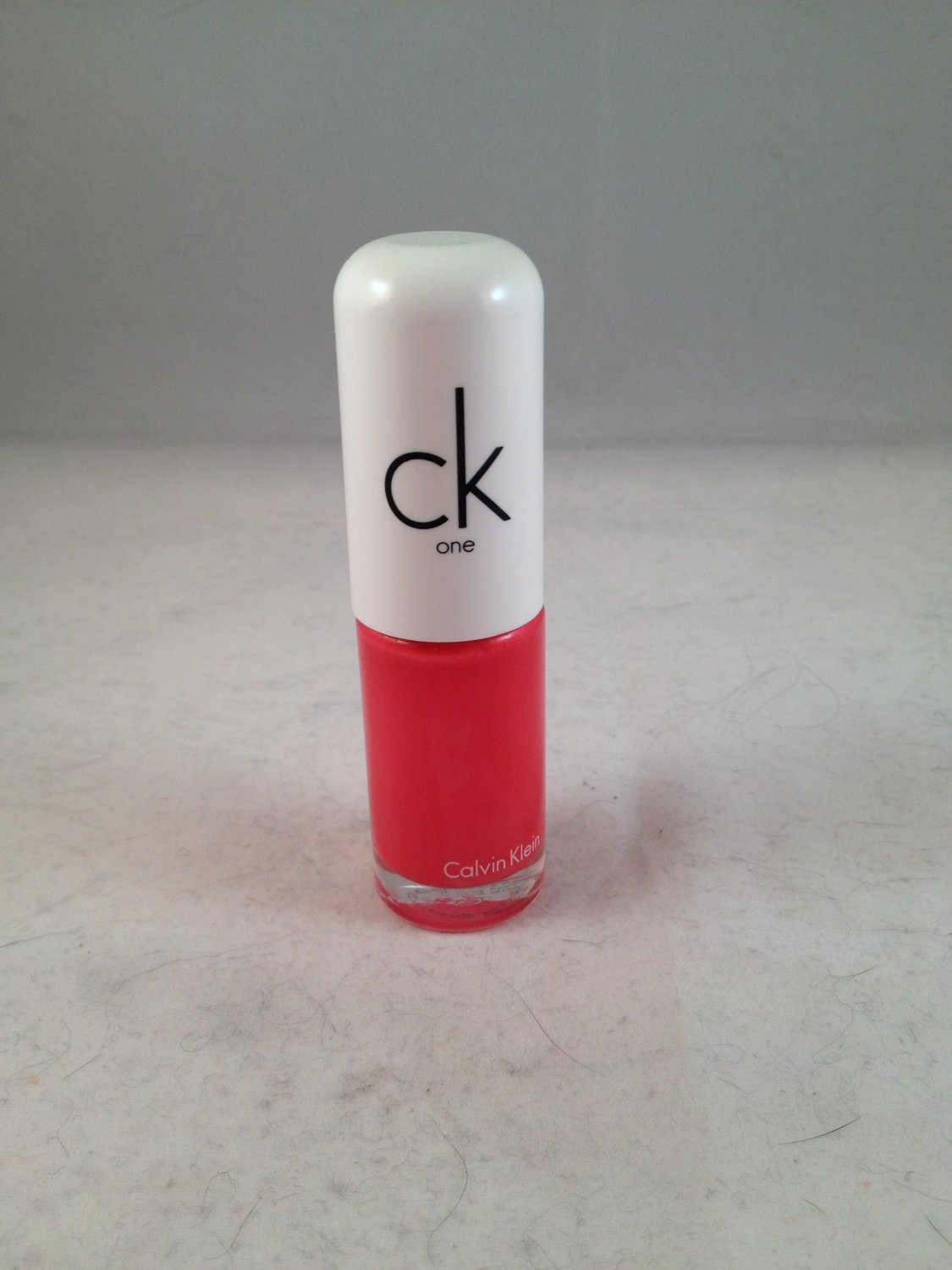 Calvin Klein CK One Color Long Wear + Shine Nail Color #130 I Think Not lacquer polish