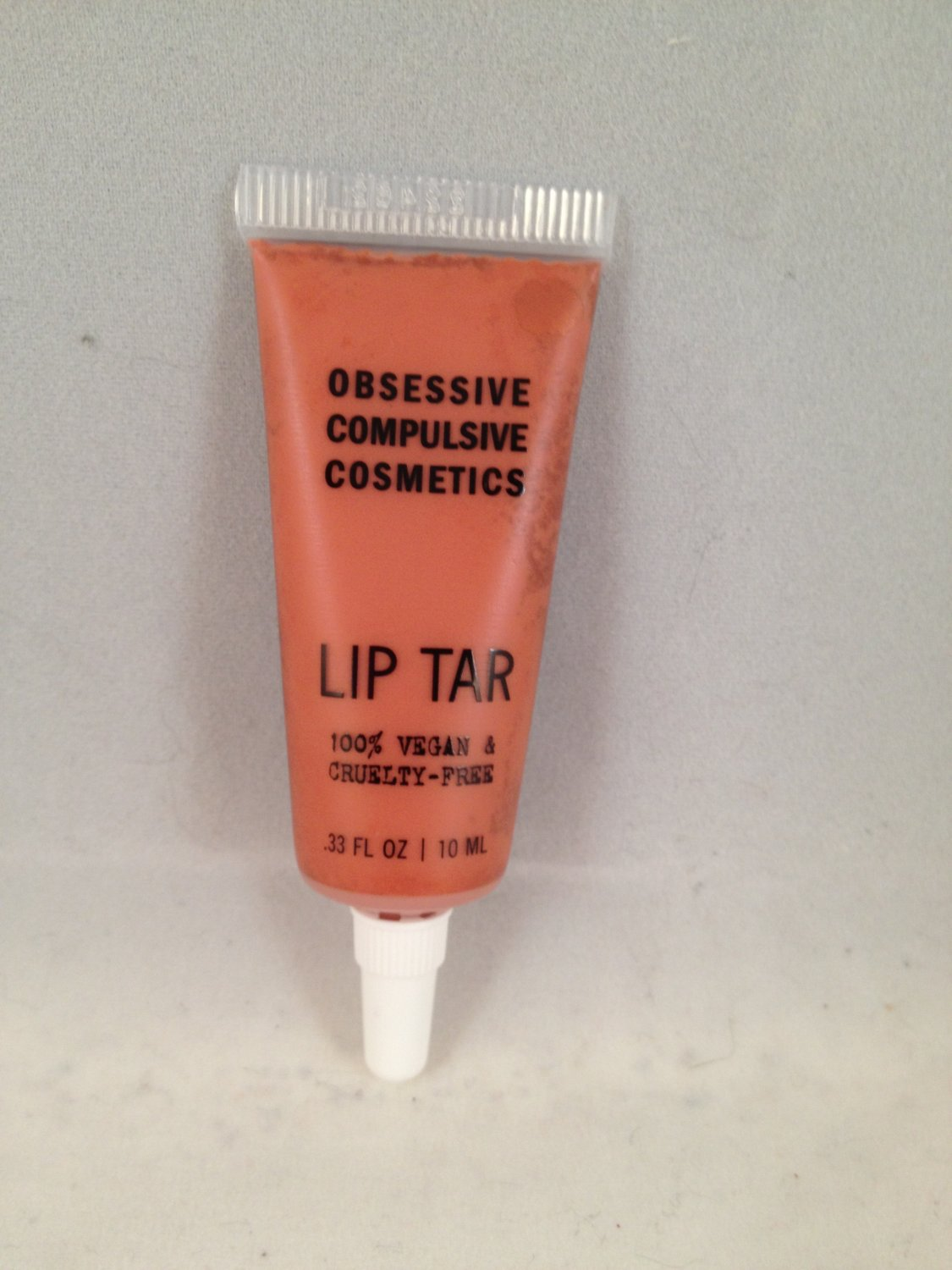 Obsessive Compulsive Cosmetics OCC Lip Tar Authentic metallic liquid lipstick color