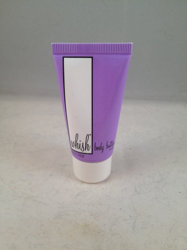 Whish Three Whishes Body Butter Lavender travel size lotion skin care cream