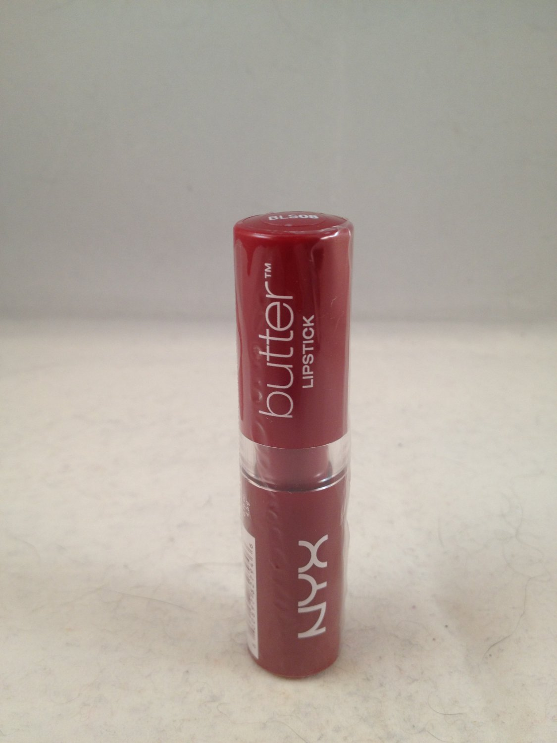 NYX Butter Lipstick BLS08 Mary Janes