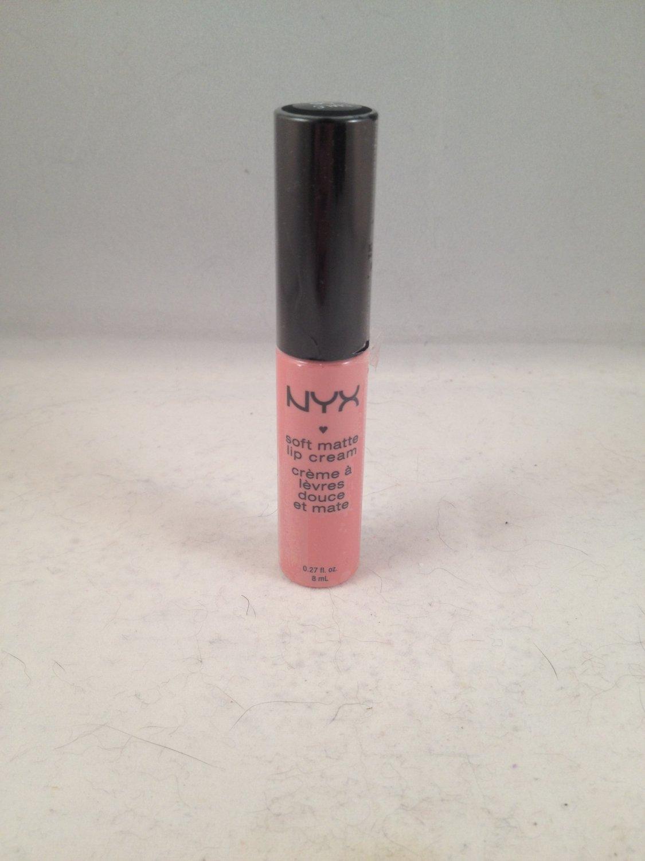 NYX Soft Matte Lip Cream SMLC06 Istanbul lip lipgloss liquid lipstick lipcolor