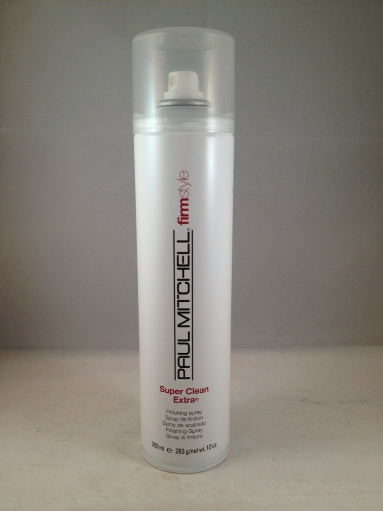 Paul Mitchell Firm Style Super Clean Extra Hair Spray hairspray styling finishing