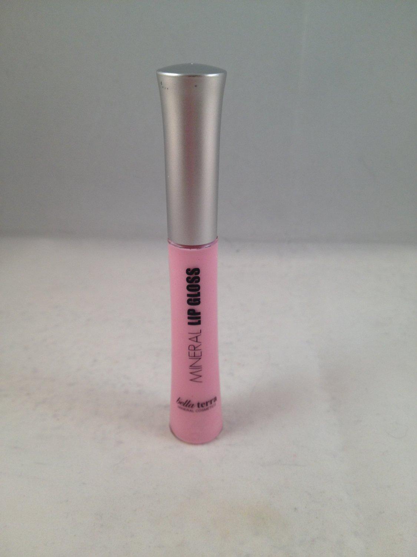 Bella Terra Cosmetics Mineral Lip Gloss MPL08 Pink Me lipgloss