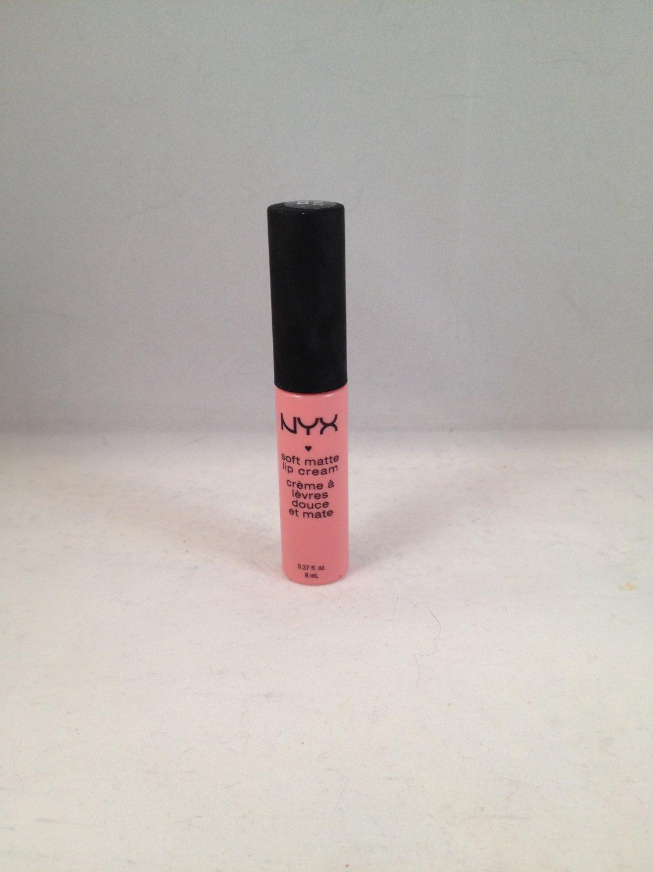 NYX Soft Matte Lip Cream SMLC03 Tokyo lip lipgloss liquid lipstick lipcolor