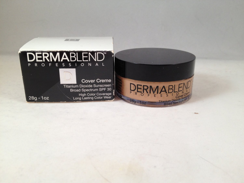 Dermablend Cover Creme Foundation Almond Beige cream