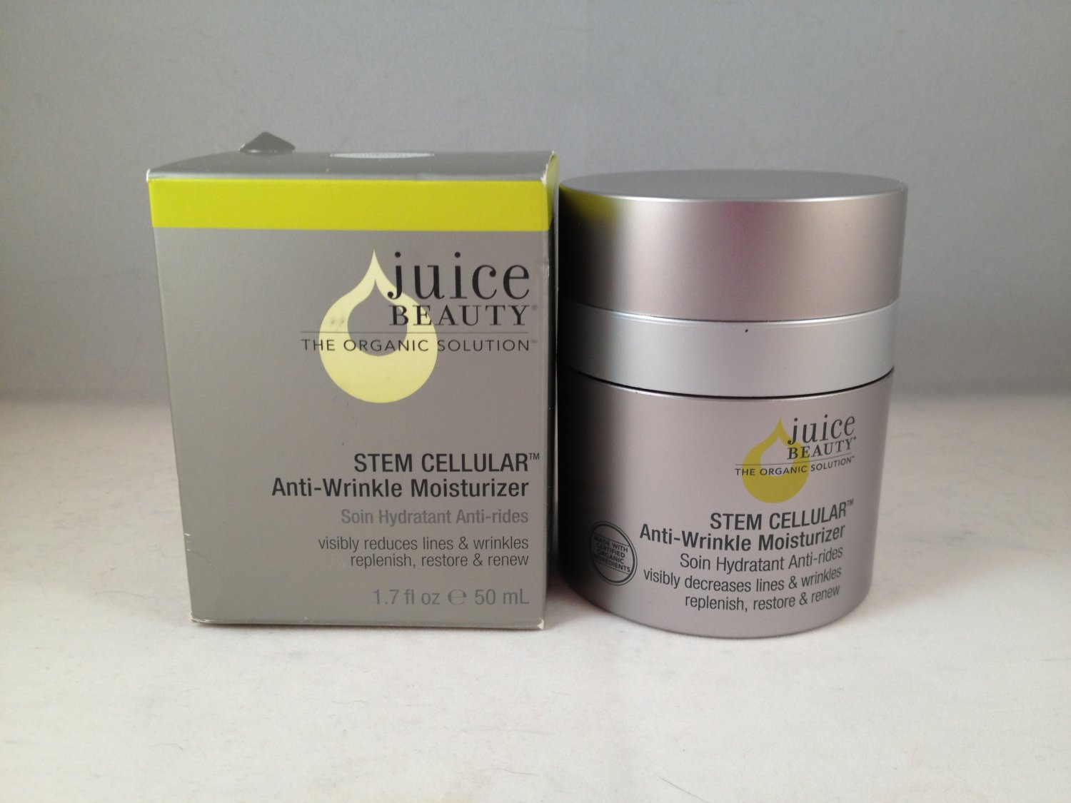 Juice Beauty Stem Cellular Anti-Wrinkle Moisturizer cream