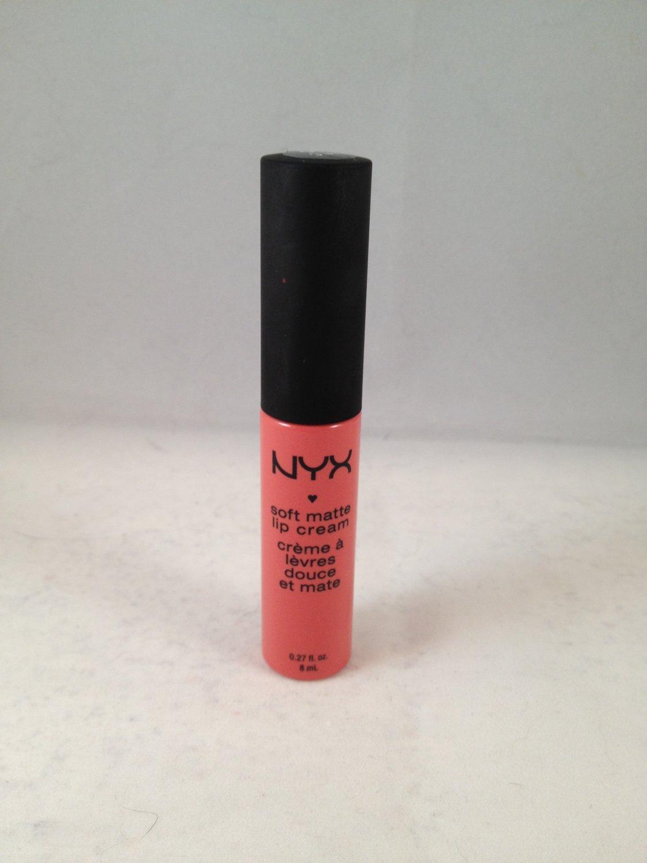 NYX Soft Matte Lip Cream SMLC05 Antwerp lip lipgloss liquid lipstick lipcolor