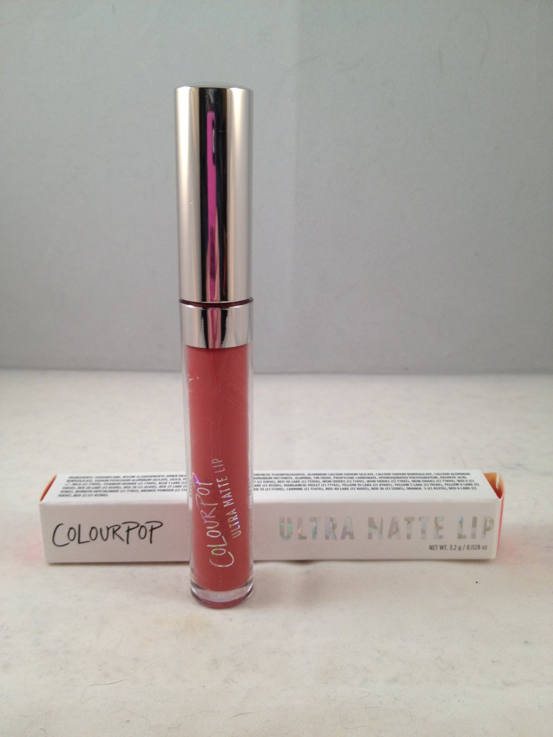 ColourPop Ultra Matte Lip Bumble Lipcolor Liquid Lipstick