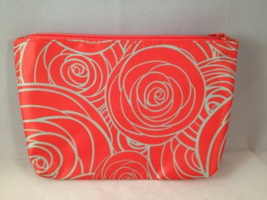 Ipsy MyGlam Glam Bag Hello, Spring! March 2016 Cosmetic clutch empty zippered