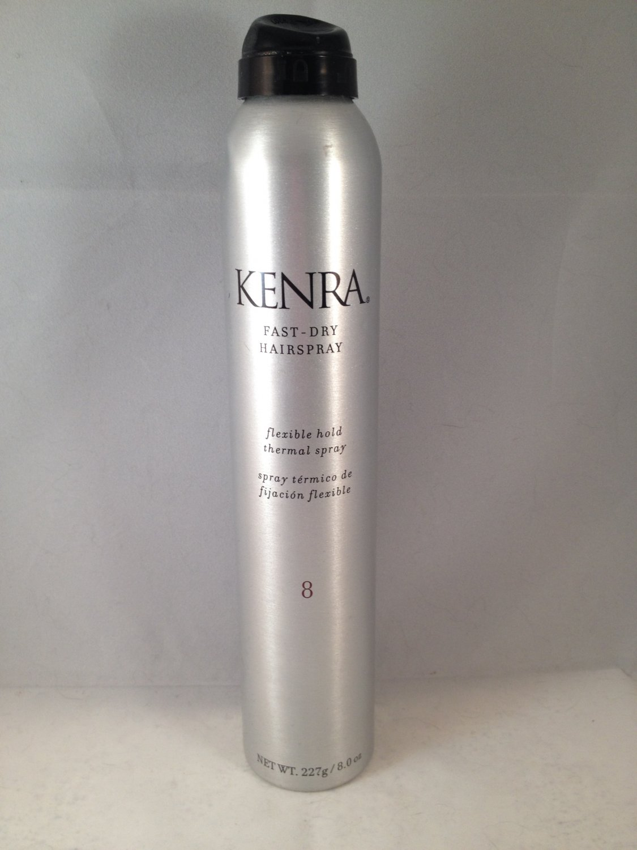 Kenra Fast-Dry Hair Spray 8 hairspray styling finishing