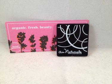 Au Naturale Cosmetics Trio Set Sampler Lively mini palette Lipstick Blusher Shadow
