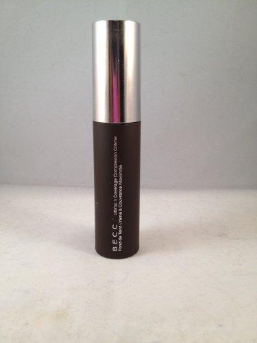 BECCA Ultimate Coverage Complexion Creme Nude liquid foundation face makeup