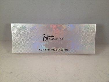 It Cosmetics By Jamie Kern CC+ Radiance Palette matte bronzer blush highlighter