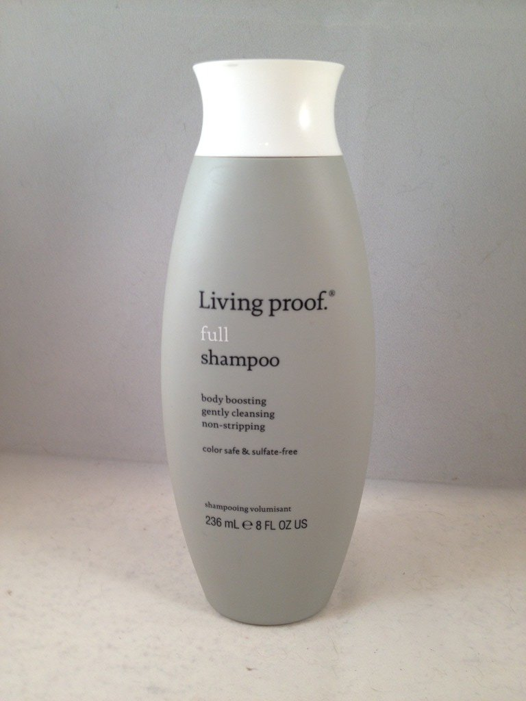 Living Proof Full Shampoo hair cleansing body boosting