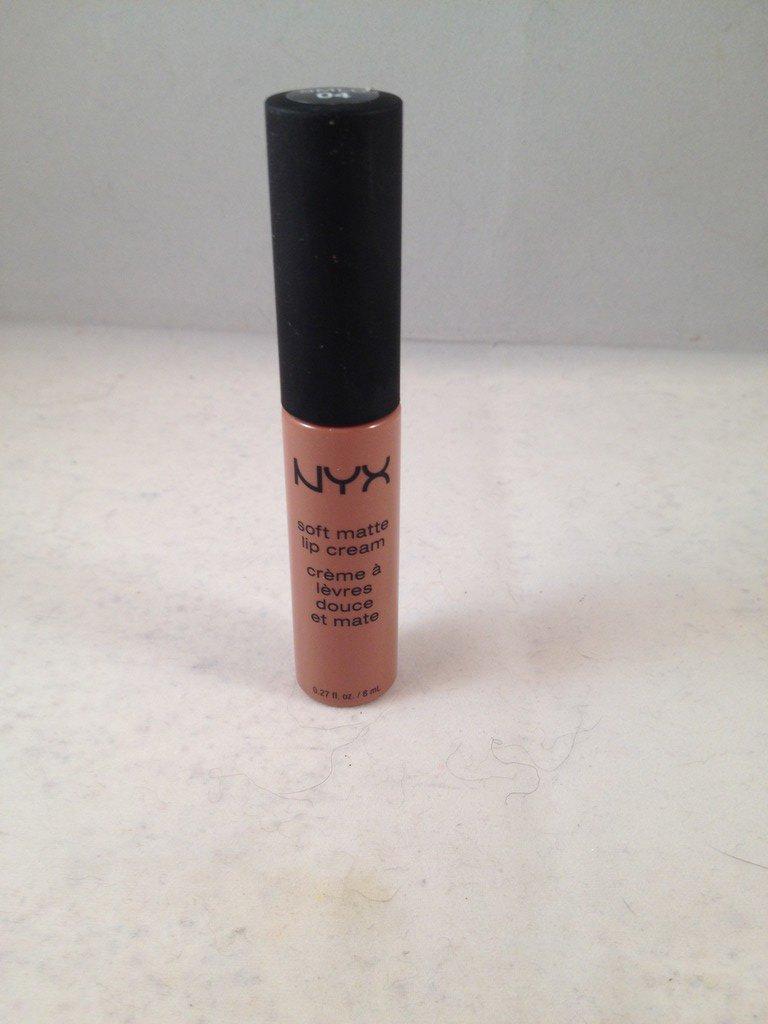 NYX Soft Matte Lip Cream SMLC04 London lip lipgloss liquid lipstick lipcolor