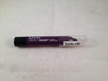 NYX Simply Vamp Lip Cream SV02 Temptress crayon lipstick
