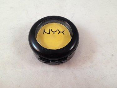 NYX Hot Singles Eye Shadow HS60 STFU eyeshadow matte yellow