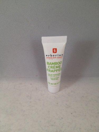 Erborian Bamboo Creme Frapee Skin-Reviving Fresh Gel Moisturizer trial size