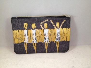 Ipsy MyGlam Glam Bag September 2016 Glamazon Cosmetic case purse