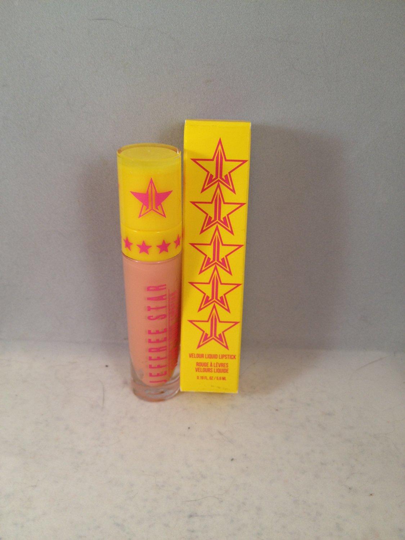 Jeffree Star Cosmetics Velour Liquid Lipstick Nude Beach matte lipcolor
