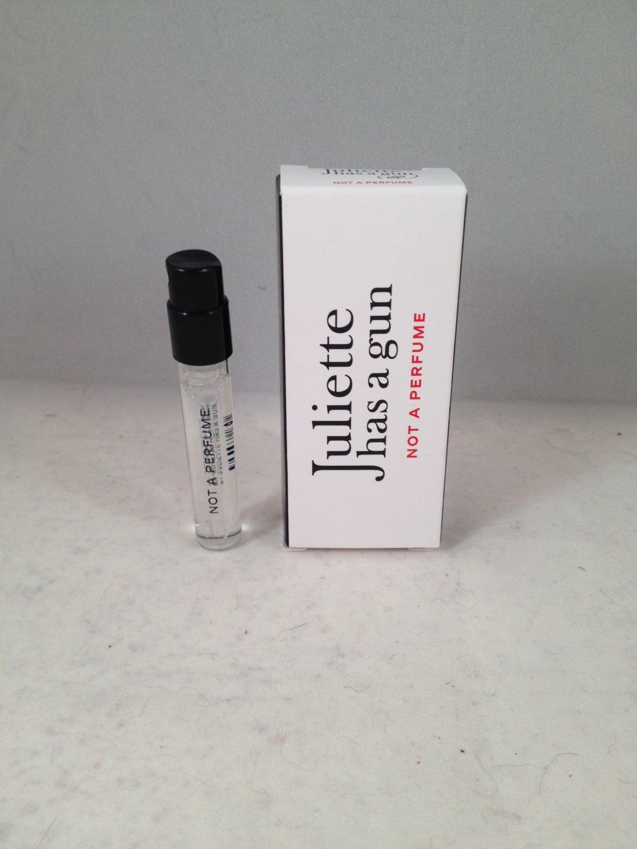 Juliette Has a Gun Not A Perfume Sample Vial Eau De Parfum fragrance EDP Women's