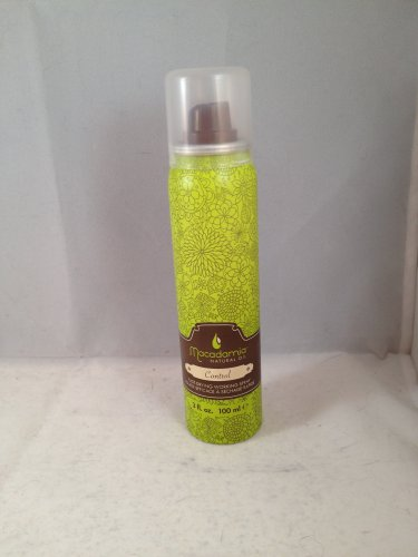 Macadamia Professional Control Hairspray travel size fast dry working spray hair