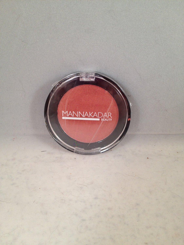 Manna Kadar Beauty Paradise Pearlized Blush travel size face cheek color