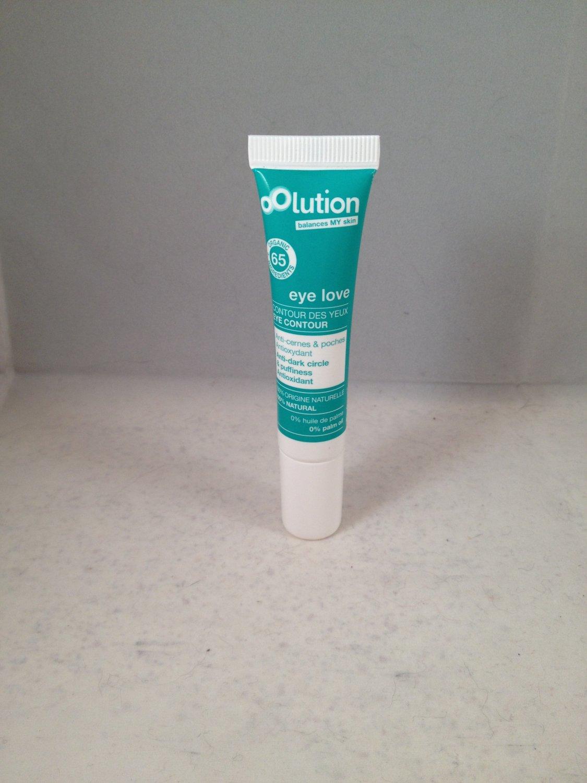 oOlution Eye Love Eye Contour Antioxidant Anti-dark Circle & Puffiness cream