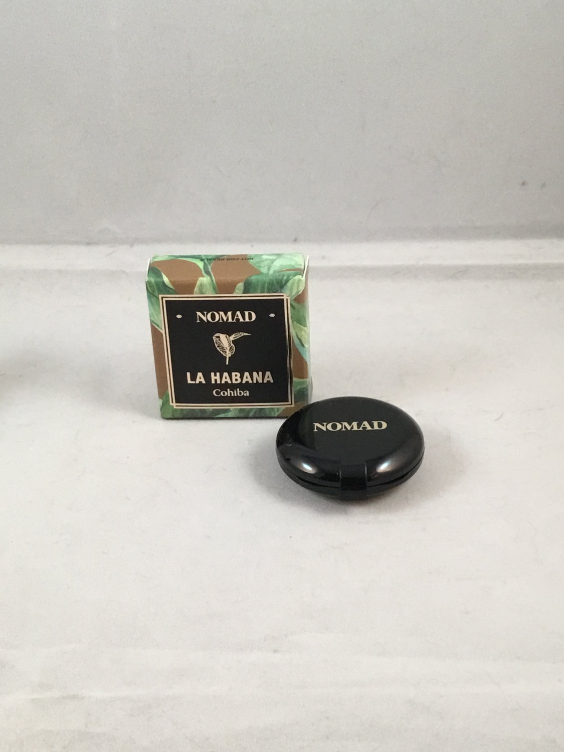 Nomad Havana Intense Eyeshadow Cohiba Travel Size La Habana Eye Shadow